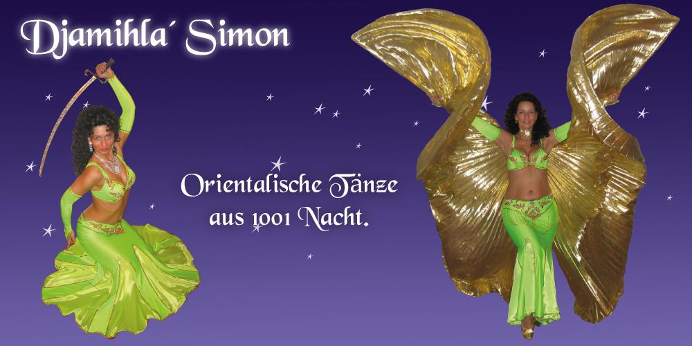 Djamihla Simon